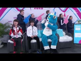 Лозанна-2020 team focus