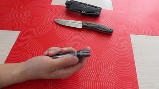 В поисках идеального складня . Ножа Zorg от Kizlyar Supreme !
