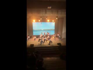 Церемония открытия Межрегионального этапа Всероссийской акции по дворовому футболу Уличный красава
