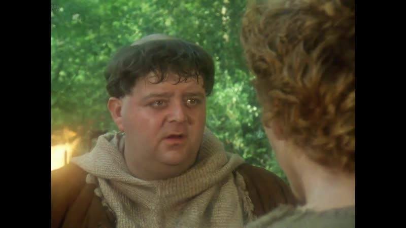 Робин из Шервуда Робин Гуд Robin of Sherwood 1984 1986 Сезон 3 серии 7 8 Перевод НТВ VHS