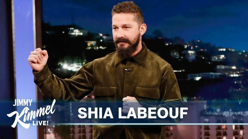 Shia LaBeouf on Playing His Father in Honey Boy, Writing in Rehab Kanye West