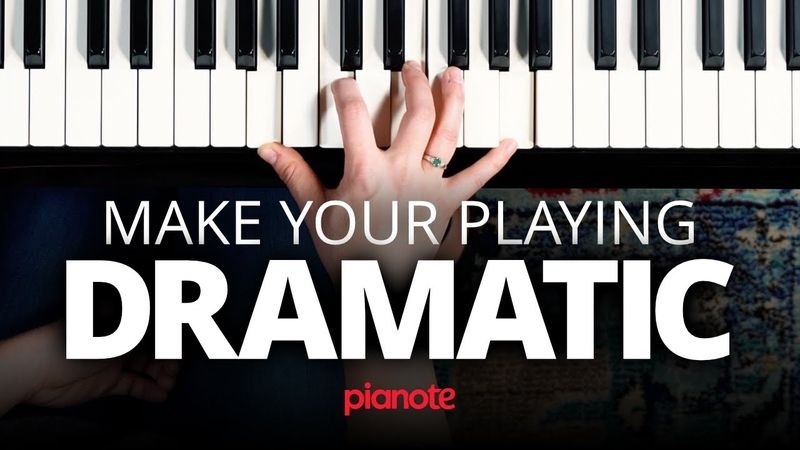 Make Your Piano Playing Instantly More Dramatic (Arpeggio Patterns for Intensity and Mood)