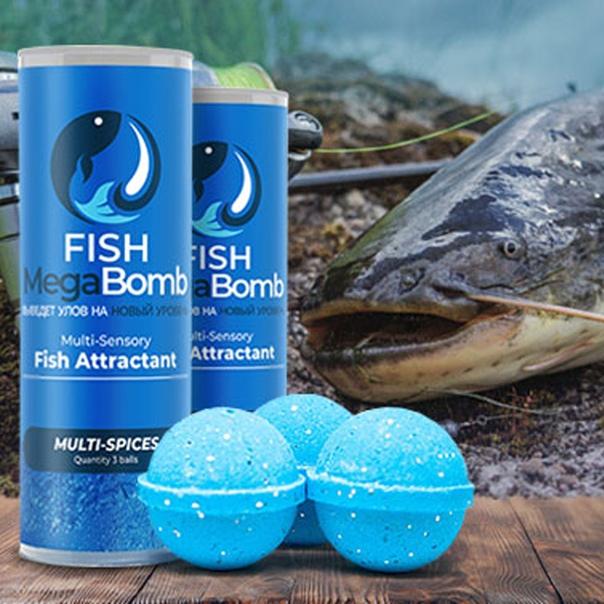 Fish MegaBomb инновационная приманка для рыбалки в Кировограде