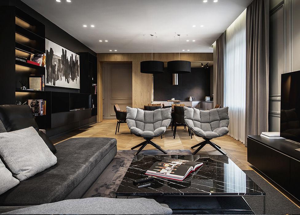 YoDezeen: апартаменты для семьи инвестбанкира || 01