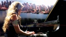 Svetlana Smolina performs Schumann Arabesque Live at Steinway Hall, NYC