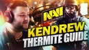 NAVI Kendrew How to Play Thermite Rainbow Six Siege Guide