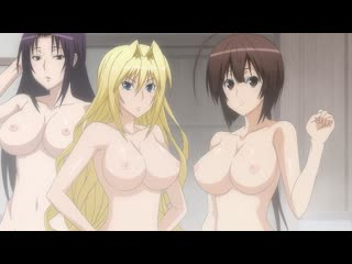 Sekirei 2 - pure engagement(сэкирэй тв-2: честная битва) - 04 [rus озвучка] (юмор, аниме эротика, этти,ecchi, не хентай-hentai)