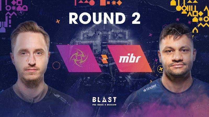 BLAST Pro Series Moscow - Round 2 - NiP vs. MIBR » Freewka.com - Смотреть онлайн в хорощем качестве