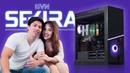 Nữ chủ tịch build PC trăm củ tặng người yêu | GVN SEKIRA 2080S
