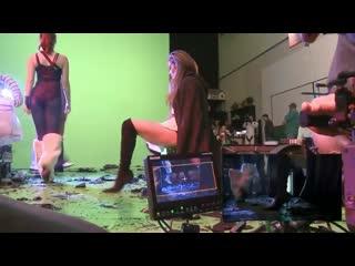 Star wars underworld test footage + making of