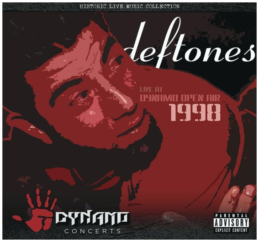 Deftones - Live At Dynamo Open Air 1998