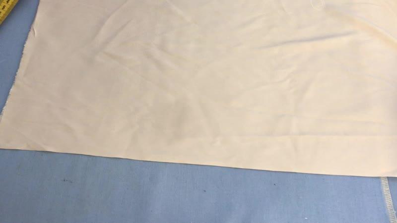 МК: Пошив шелковой майки. Часть 7