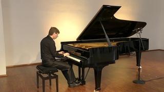 Dmitry Smirnov S.V. Rachmaninov Prelude g-moll(op23 №5)