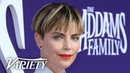 The Addams Family Star Charlize Theron on the Film s Immigration Themes