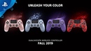 Dualshock 4 Wireless Controller - New Fall Colors | PS4