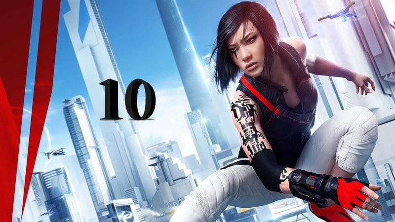 Прохождение игры Mirror's Edge™ Catalyst часть 10