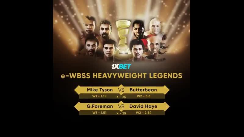 The WBSS World Boxing Super Series