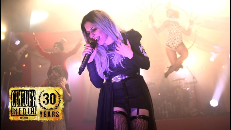 LACUNA COIL Nothing Stands In Our Way The 119 Show OFFICIAL VIDEO