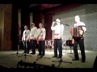 Тарнога - Братья Никулины, концерт в Тарноге