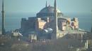 Вид Константинополя Стамбула с Галатской башни