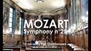 W.A.Mozart :: Symphony n°25, KV 183 :: ded. to J.v.Oortmerssen (1950-2015)