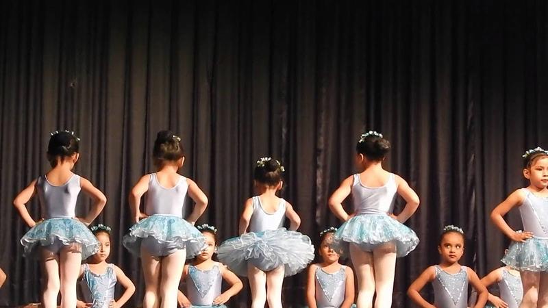 Alondra Mía Ballet Cinderella 3ra Presentación B