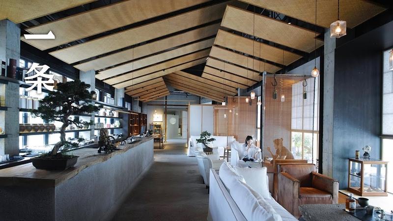 他在杭州打造2000㎡茶空間,和好友抱團修行 He Builds A Tea Space of 2,000 m2 in Hangzhou to Practice with Friends