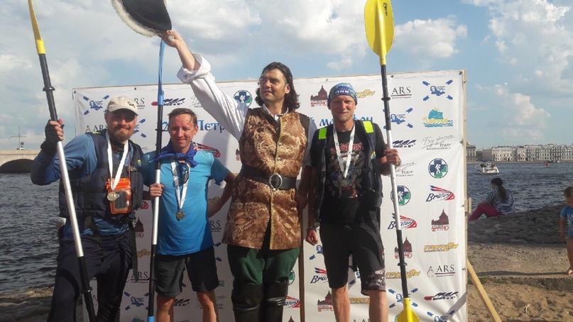 Петровский марафон.Награждение