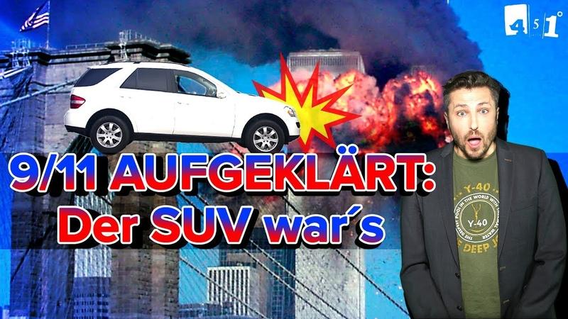 911 endlich GEKLÄRT   CORRECTIV lobt RT   MERKEL-SCHLEIMERDOKU   451 Grad