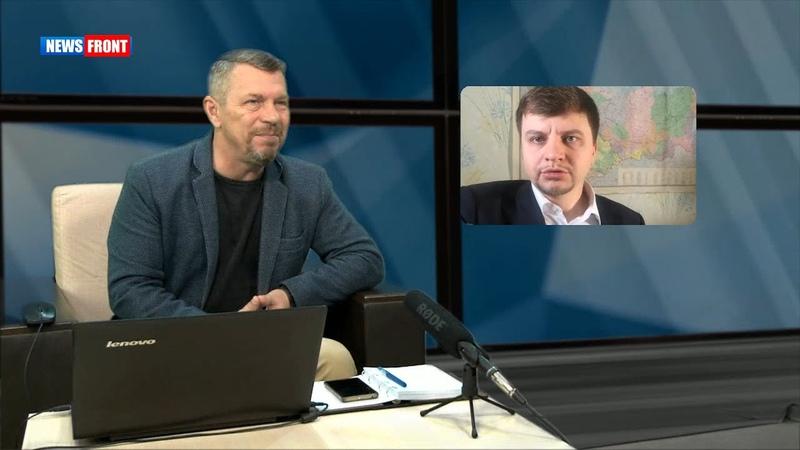 Зеленский не лох, а лохотронщик - Александр Ведруссов