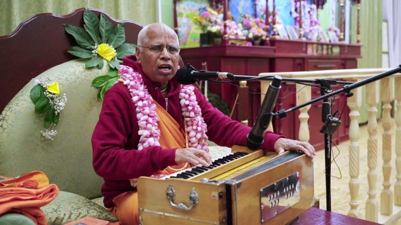 Lokanath Swami - kirtan lecture | Saint-Petersburg, Russia | 2019-09-13