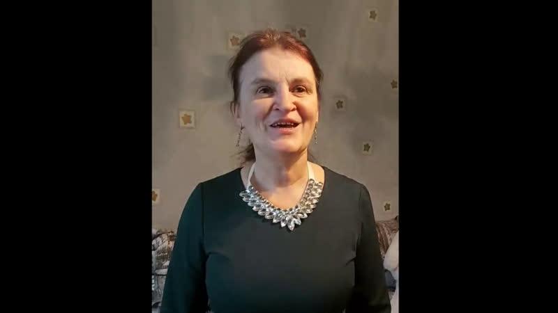Если верить сказка оживет...Народные Песни - Наталья Марфина.
