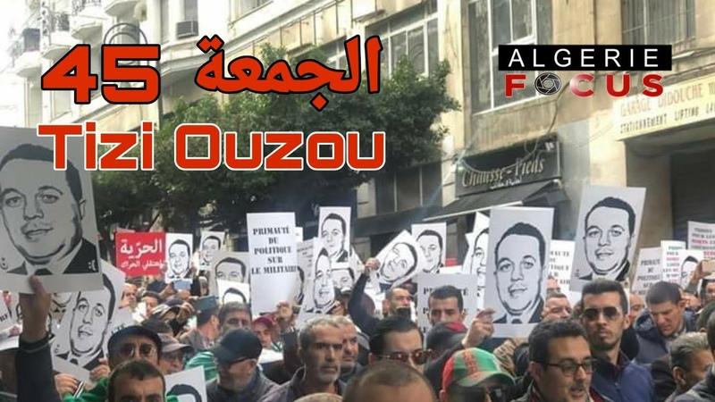 Tizi Ouzou 27 décembre 2019