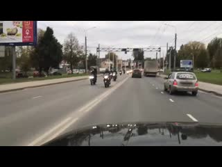 Закрытие мотосезона в Костроме