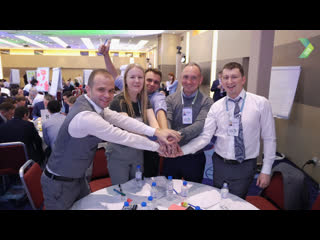 Полуфинал конкурса Лидеры России 2020 в Москве