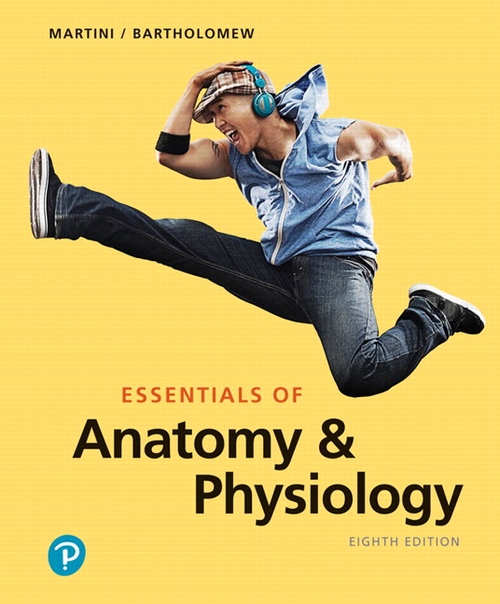 Essentials of Anatomy and Physiology 8th ed 2020