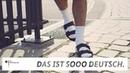 Deutschland das Land der Socken und Sandalenträger