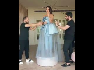 Чудесное платье!