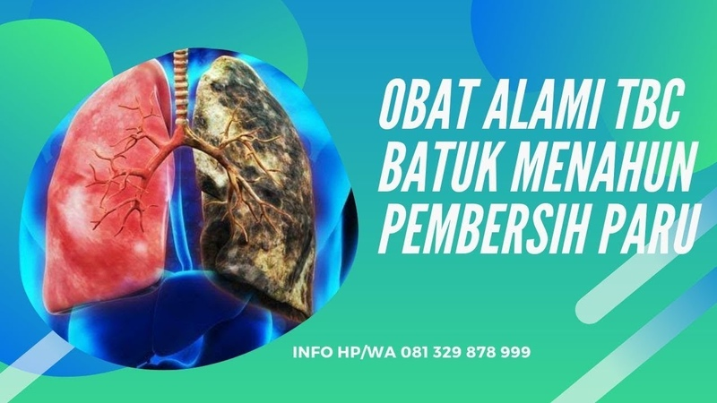 Obat Segala Penyakit Paru Paru TBC Di jamin Asli ORIginal dan Terlaris