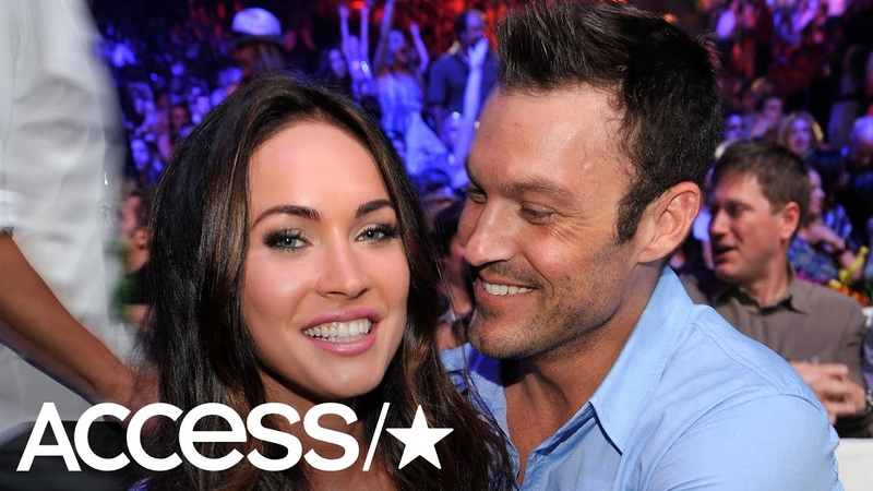 Brian Austin Green Is Still Smitten With Wife Megan Fox Shes So Much More Than Stunning