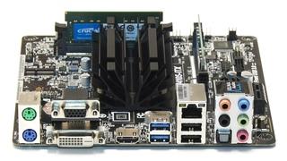 Silent Mini-ITX PC Part One: Hardware Build