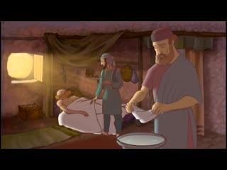 Библейские притчи - Притча о добром саморянине _ Познавательный мультфильм