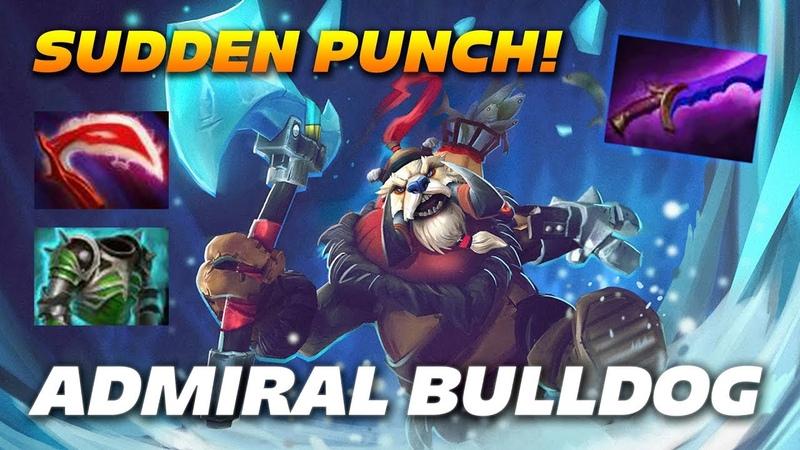 AdmiralBulldog TUSK SUDDEN DEATH Dota 2 Pro Gameplay