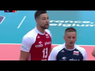 Kubiak serve show vs estonia