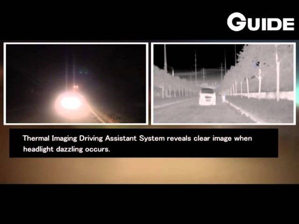 N-Driver Intelligent ADAS Infrared Night Vision System for Vehicle Navigations