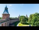 Пять причин поехать в Великий Новгород -Мир 24 (21 05 2018 г.)