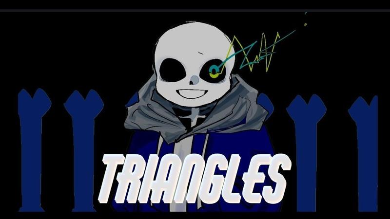 TRIANGLES* meme [UNDERTALE]