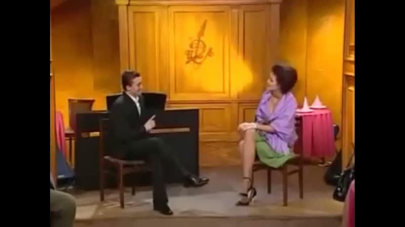 Студенты МХАТа - пародия на Тину Канделаки и Сергея Безрукова (Паулина Андреева)