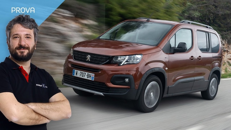 Peugeot Rifter Il multispazio che vuole fare il SUV