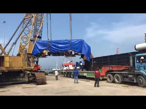 Crane Load Failure
